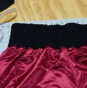 Mofongo Boxing Shorts - Custom made boxing trunks.